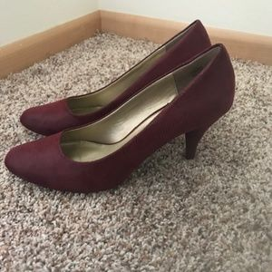 Size 10 Red Heels